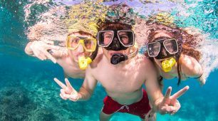 Reef and Rainforest Family Getaway