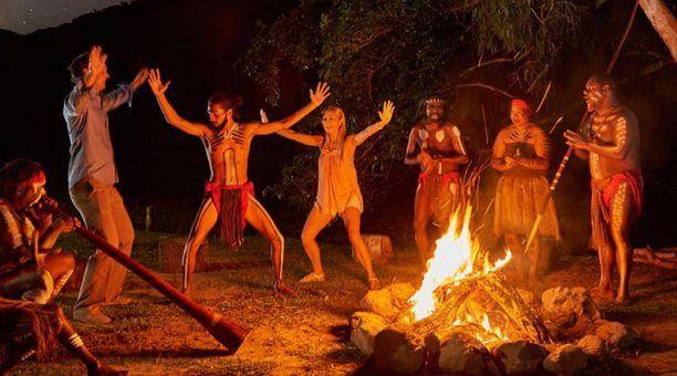 Campfire Dance